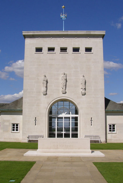 Royal Air Force Memorial, Runnymede, Surrey.