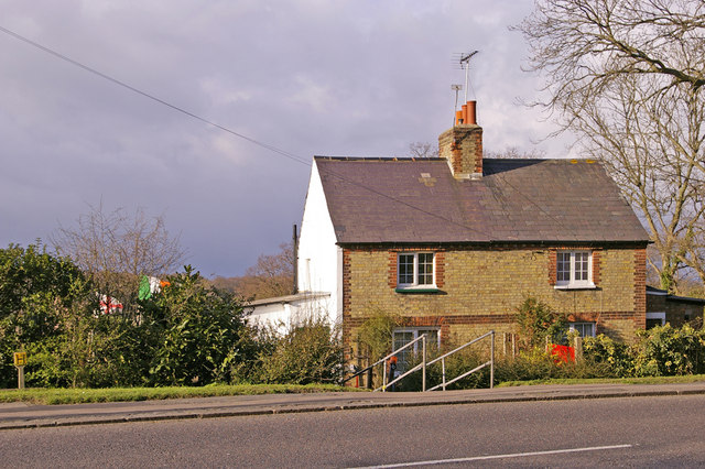Cottages, Bramley Road, Enfield