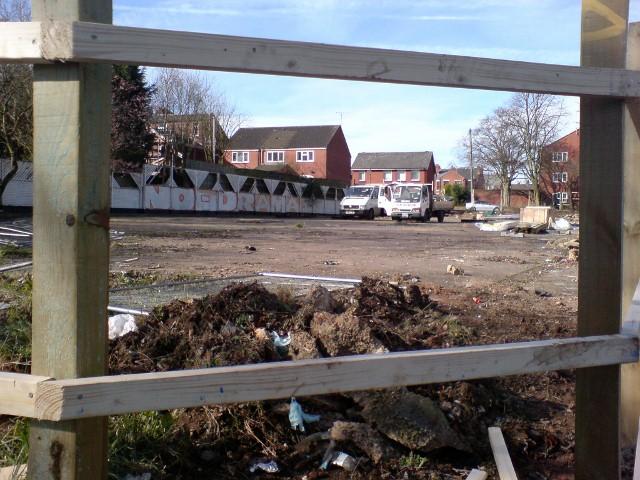 Redevelopment Site, Allesley Old Road