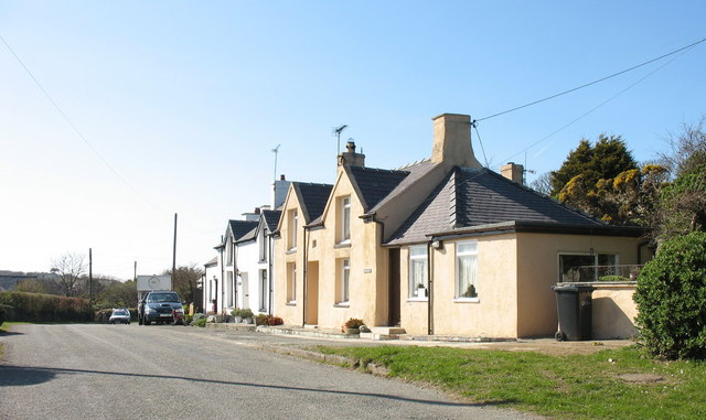 Llanfoi Cottages, Llaneilian