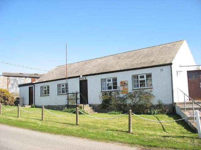 Llaneilian Parish Hall