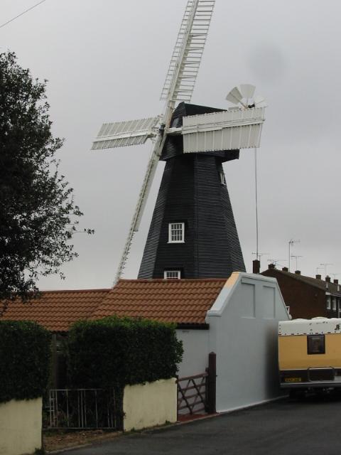 Drapers Mill