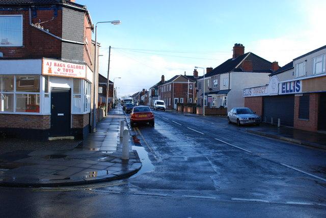 Farebrother street