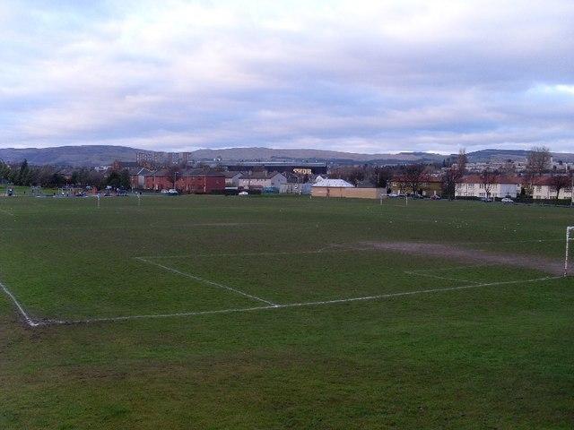 John Brown's Football Parks, Clydebank