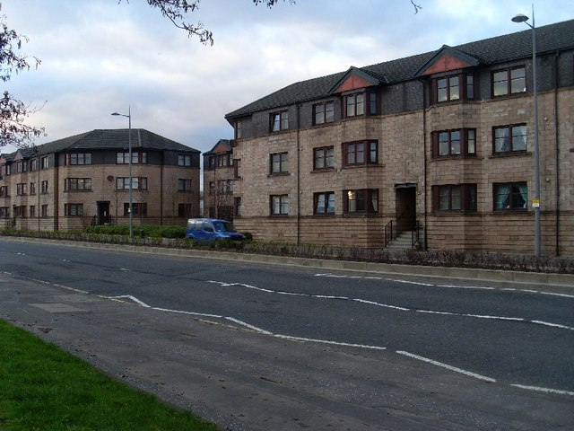 Flats on Glasgow Road