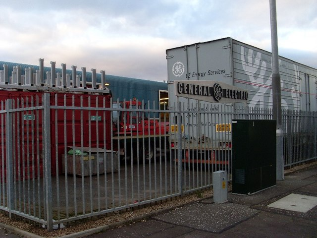 General Electric, Clydebank