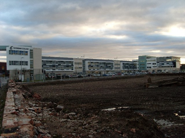 New Clydebank College