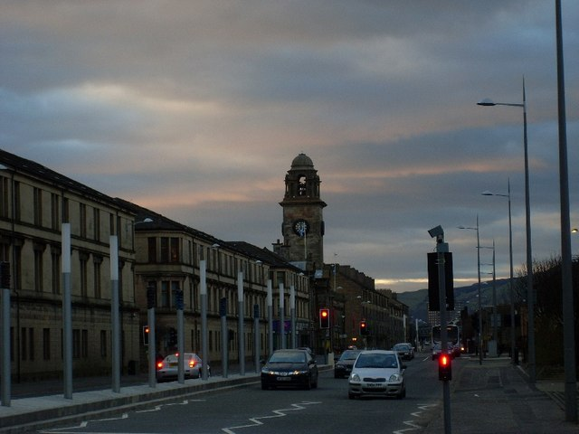 Glasgow Road, Clydebank