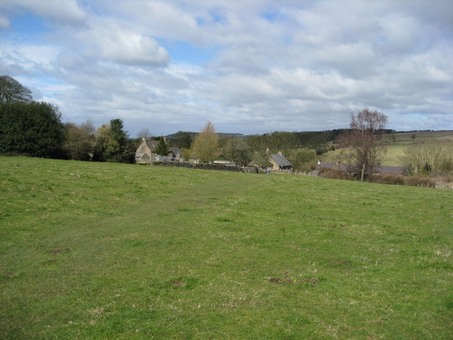 Footpath View approaching Lea