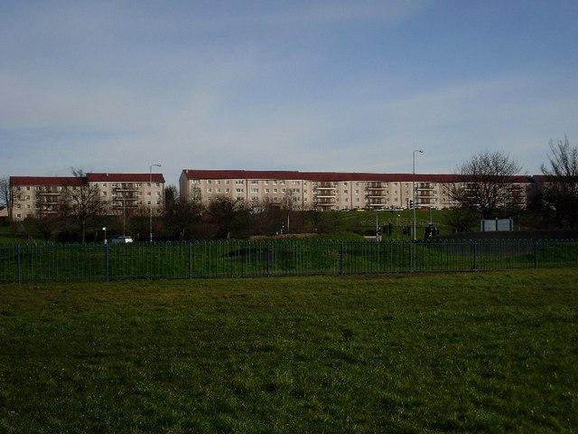Housing in Drumchapel