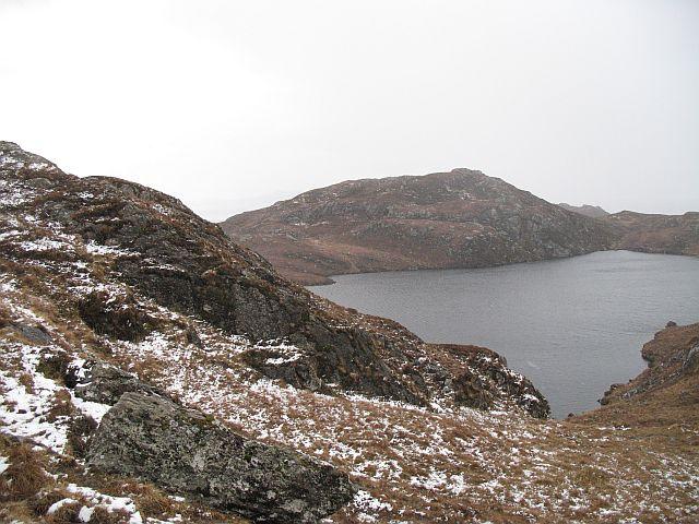 Loch na Ba' Glaise