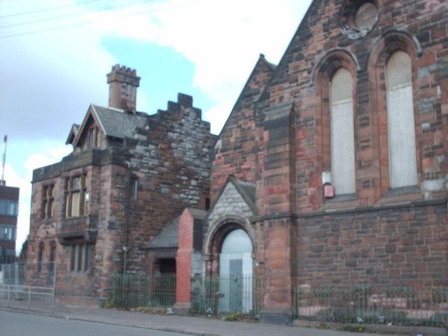 St. Margaret's Church, Polmadie Road.