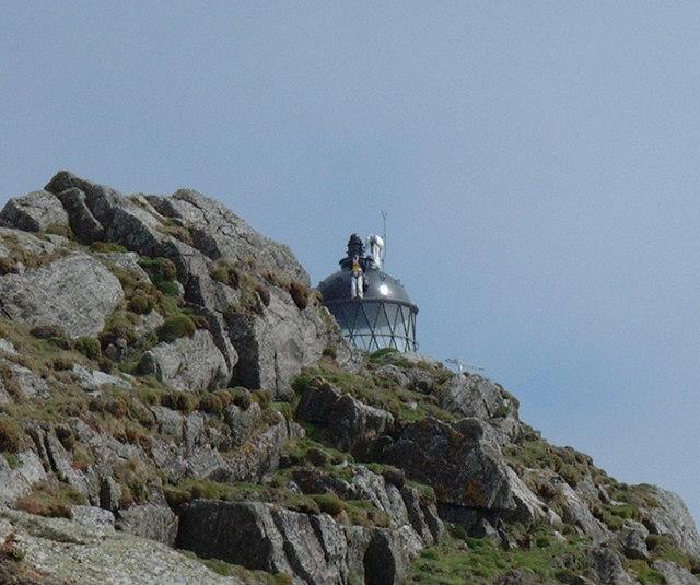 Barra Head Lighthouse