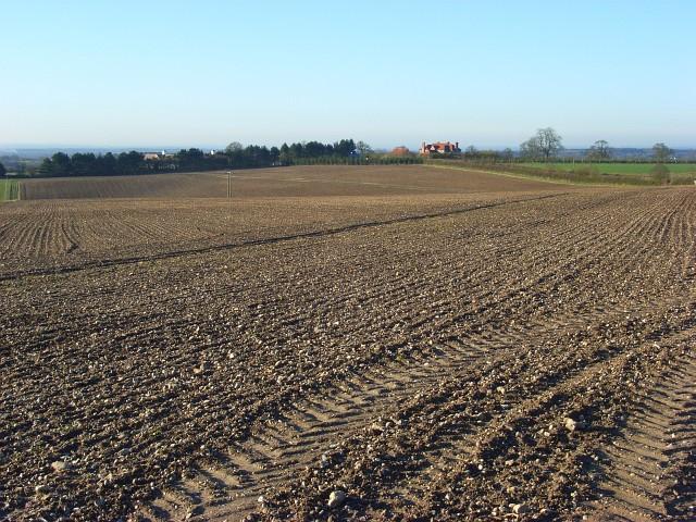 Farmland, Hambleden