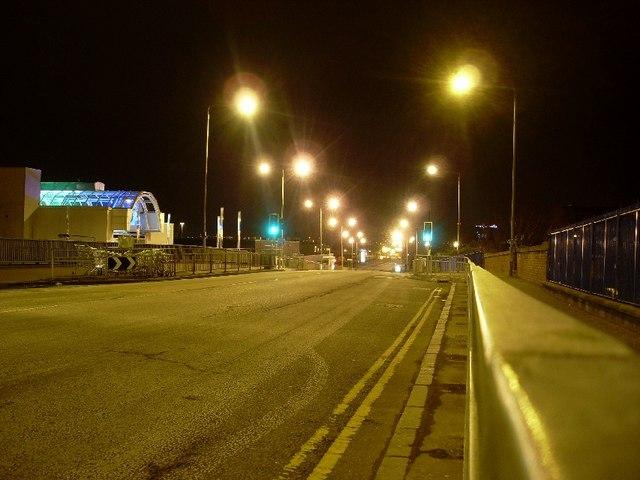Kilbowie Road, Clydebank
