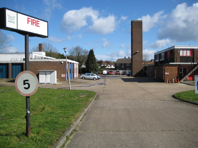 Watford Fire Station