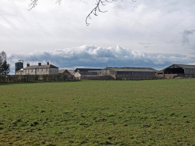 Moss Side Farm, Near Gretna
