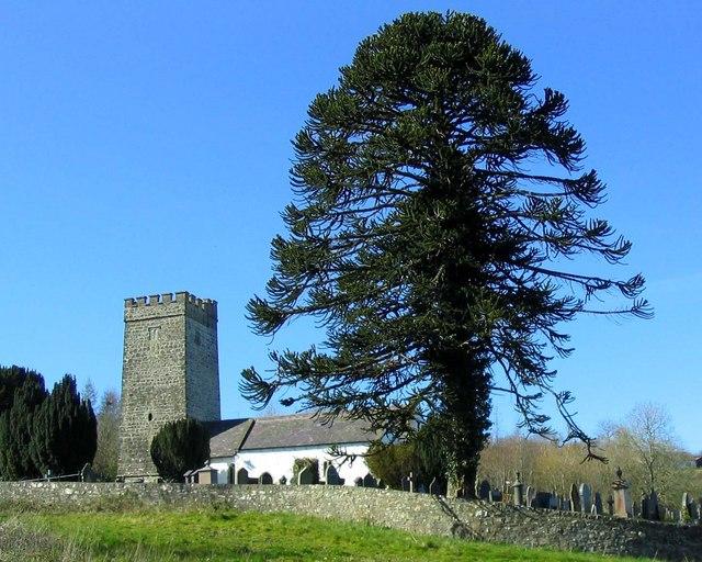 Eglwys Llanwenog