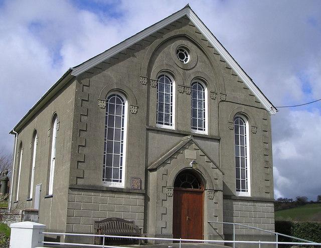 Capel-y-Groes Chapel