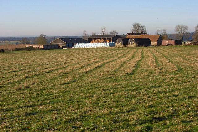 Coxlease Farm, Fawley