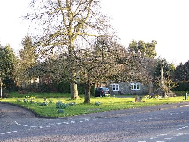 Village Green, Zeals