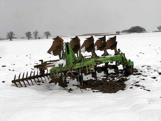 Not a good day for farming activities