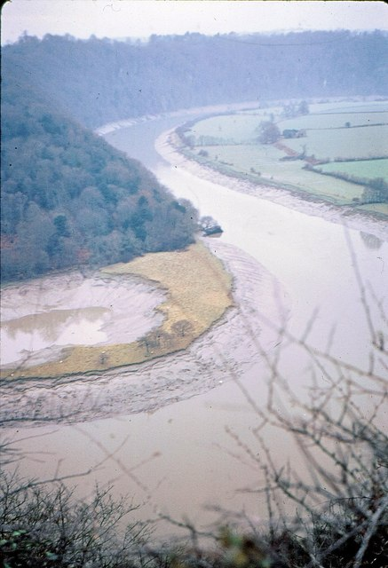 River Wye at Low Tide (2)