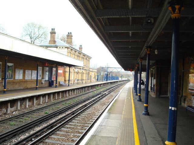 Catford Bridge Railway Station