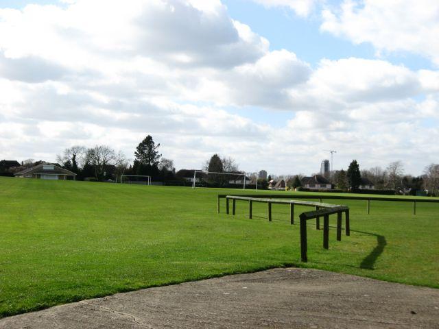 Trinity School playing fields (Sandilands)