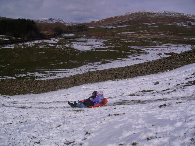 Winter Sports Moor Howe