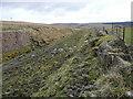 NS4210 : Old railway cutting by david johnston