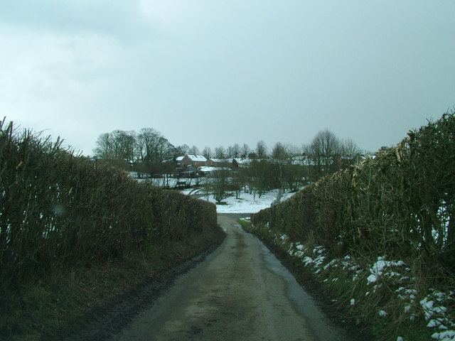Dufton from the road to Knock