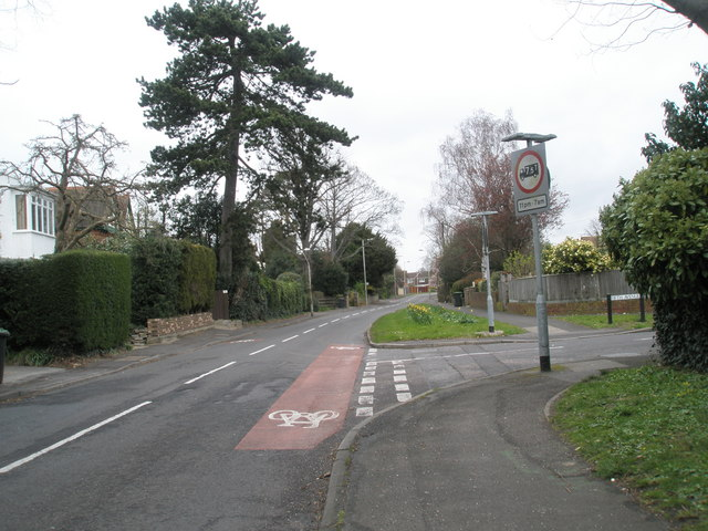 Junction of Southleigh Road and Fifth Avenue