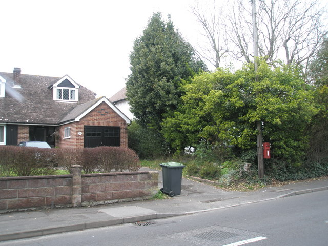 Postbox in Southleigh Road