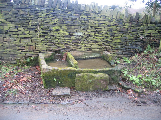 Old Stone Trough, Briestfield