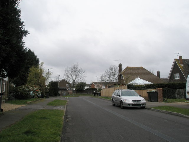 Denvilles estate at Havant