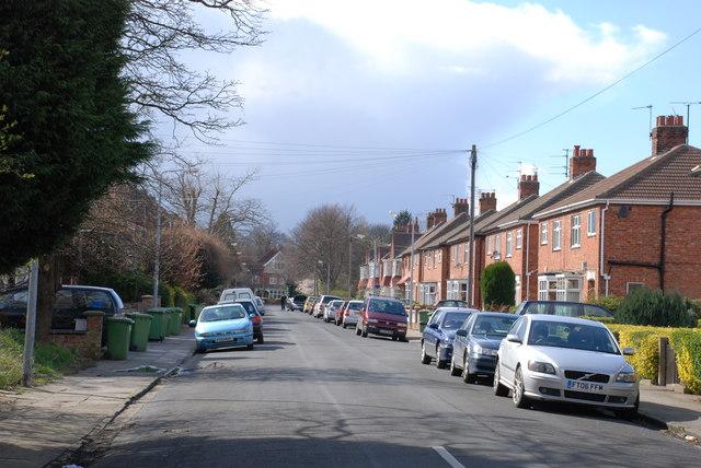 Lambert road