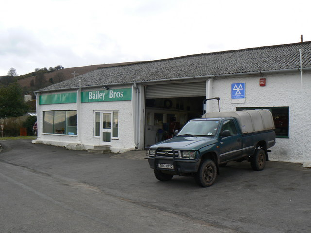 Bailey Bros Garage