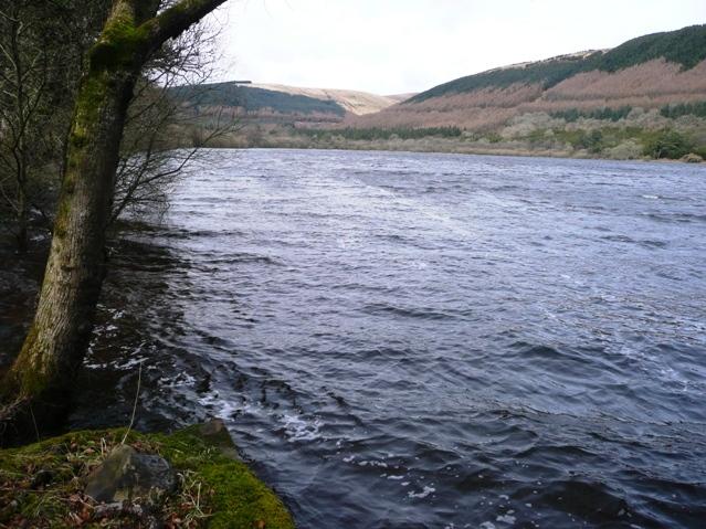 Pentwyn reservoir