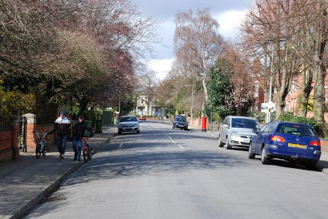 Abbey park road