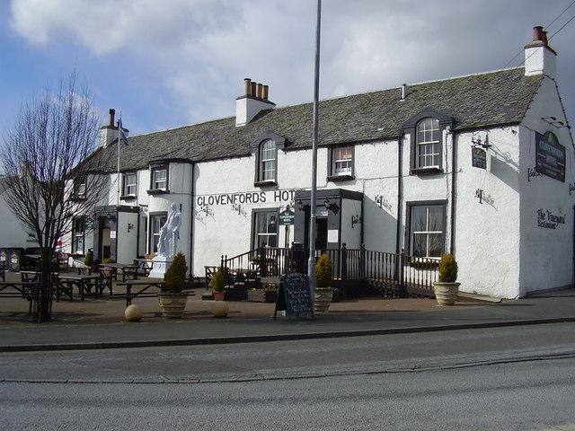 The Hotel, Clovenfords, Scottish Borders