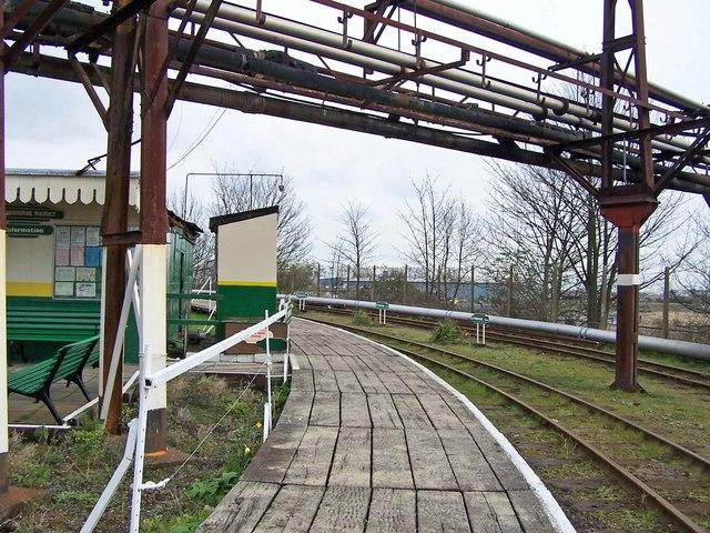 Sittingbourne Viaduct station - SKLR