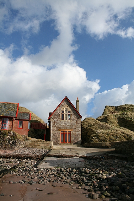 The Old Boathouse, Dunaverty (3)