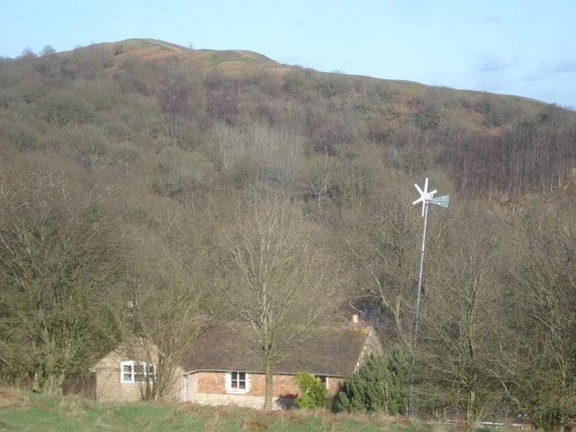 Cottage on Midsummer Hill