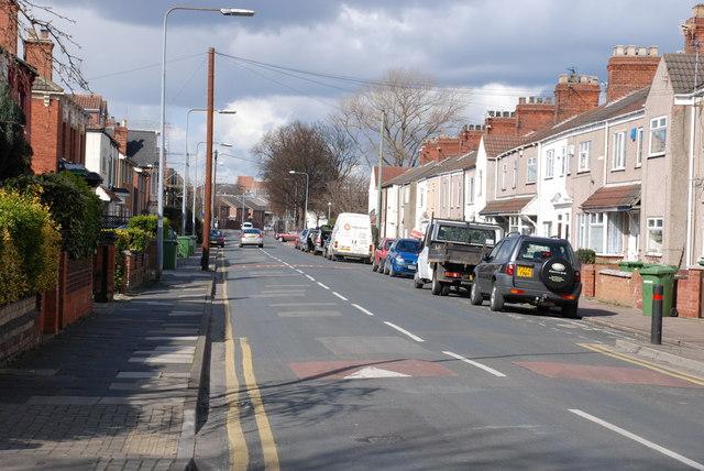 Ainslie street