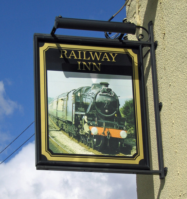 The Sign of the Railway Inn