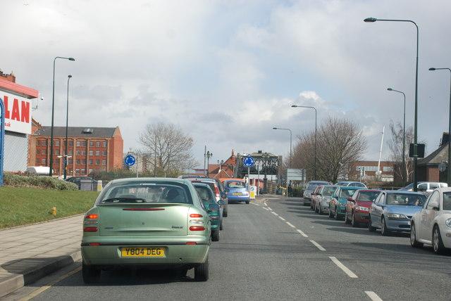 Corporation road