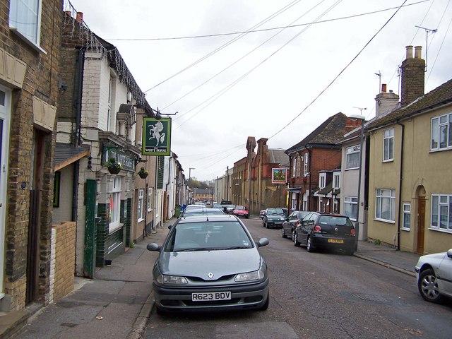 Charlotte Street, Sittingbourne