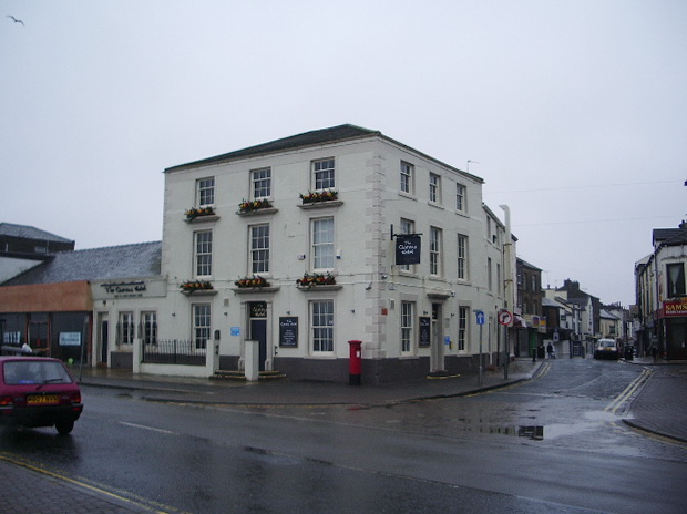 The Queens Hotel, Marine Road Central, Morecambe