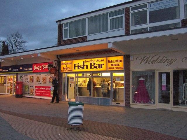 London Road Fish Bar, Holmes Chapel